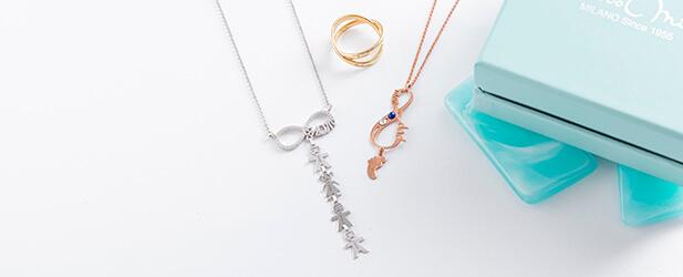 infinity jewellery mobile banner