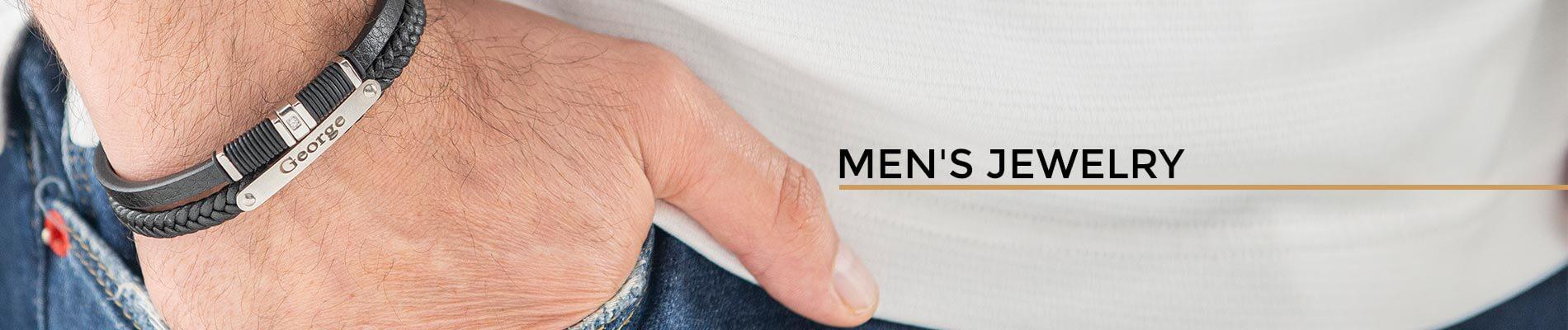 Men Jewellery Banner Desktop