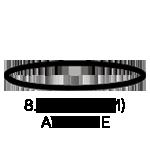 Bracelet 21cm icon