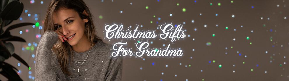 Christmas gifts for grandma mobile banner